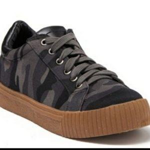 VINTAGE HAVANA Camouflauge Sneakers